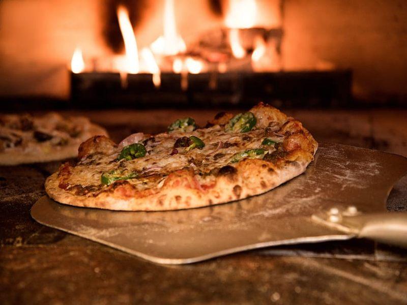Pizza al horno Pasty's Pizzeria