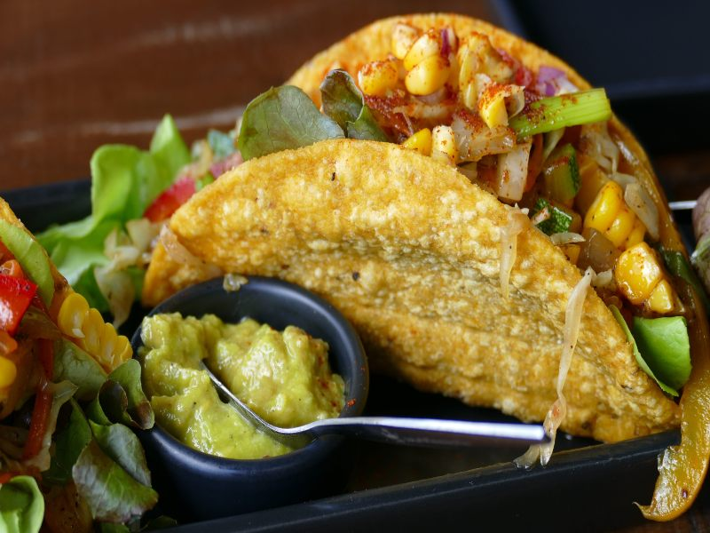 Los Tacos no. 1 taco mixto