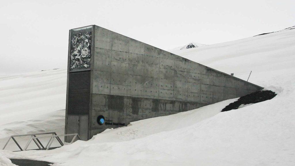 banco mundial de semillas noruega
