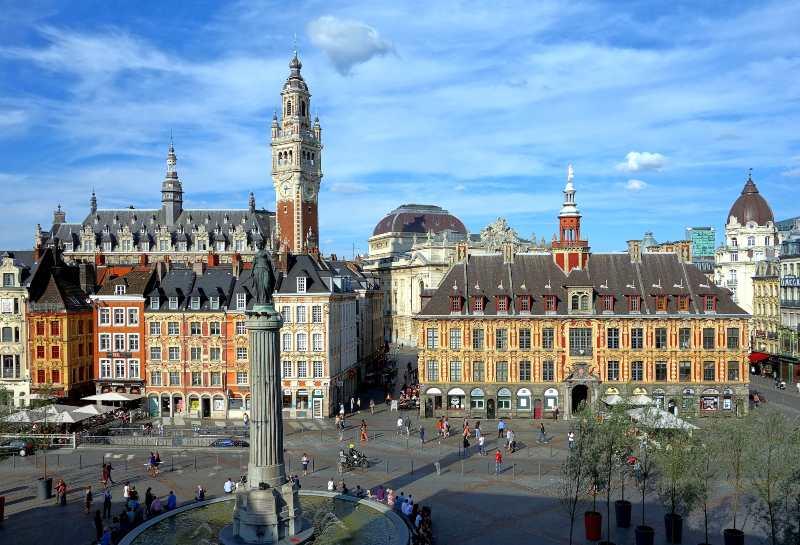 ciudades del norte de francia